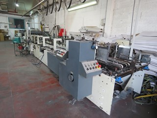 Domino 90 A2 Matic Folder Gluers