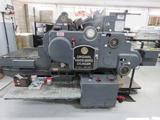 Heidelberg SBB Die Cutters - Automatic and Handfed