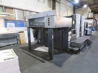 Heidelberg SM 102-2-P 单张纸胶印机