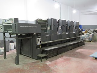 Heidelberg SM 72 VP  Sheet Fed