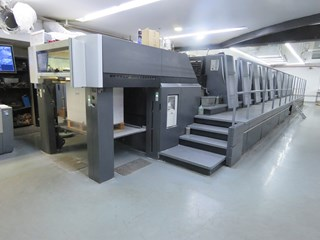 Heidelberg SM XL 105-10P Sheet Fed