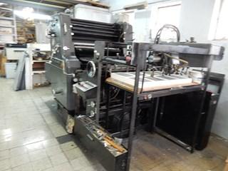 Heidelberg SORD Gebrauchte Bogenoffsetmaschinen