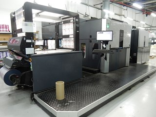 HP (Hewlett Packard) Indigo 20.000 Digital Printing