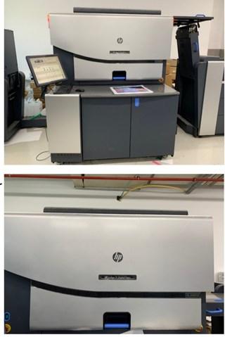 HP Indigo Indigo 7000 Máquinas para impresión digital