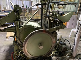 Kluge EHD Hot Foil Stamping