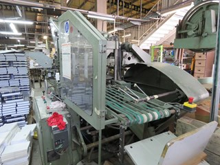 Kolbus PE 70 Case production