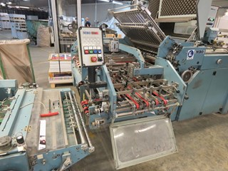 MBO K 76/4 SKTL Folding machines
