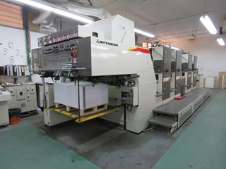 Mitsubishi 3 FR 4 Sheet Fed