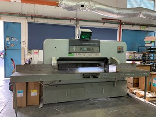 polar 155 EM MO Guillotines/Cutters