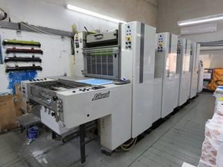 Sakurai 458 E II Machines offset à feuilles