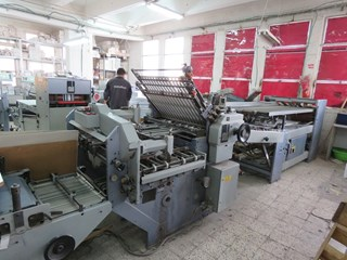 Stahl KC 78/4 KTL Folding Machines