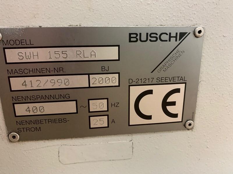Busch SWH 155 RLA