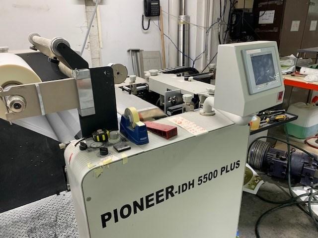 GMP pioneer 550