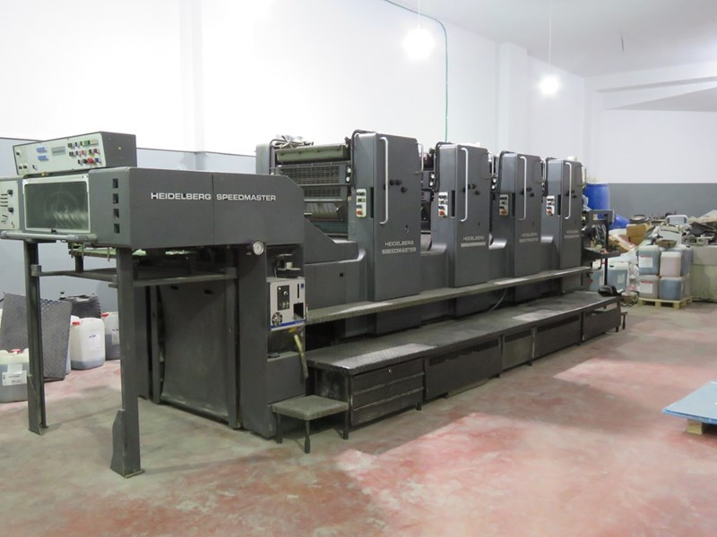 Show details for Heidelberg SM 72 VP