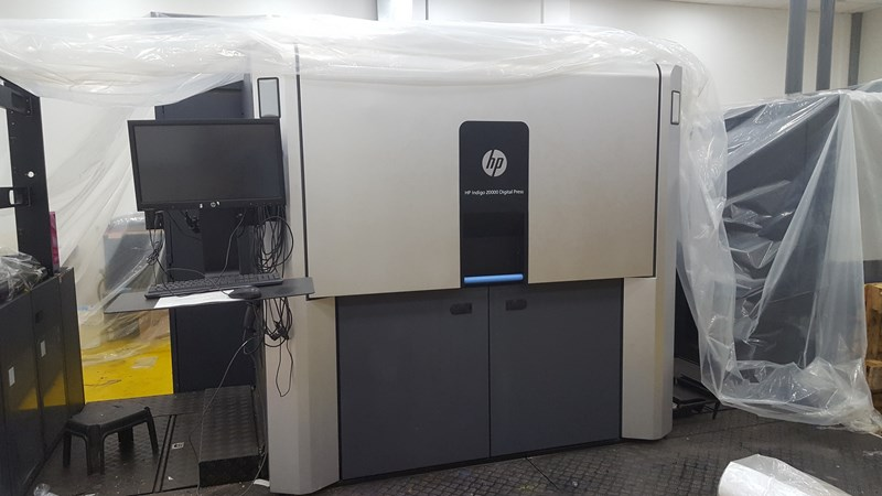 Show details for HP Indigo Indigo 7500