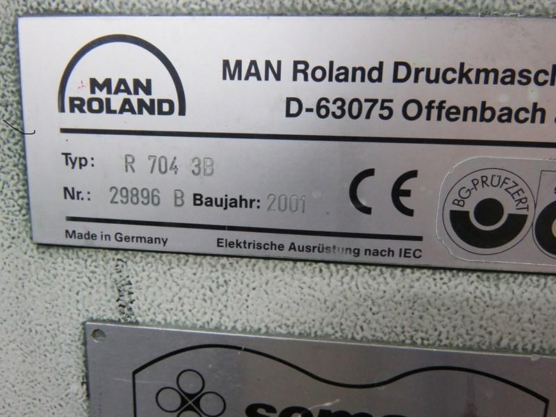 Manroland 704