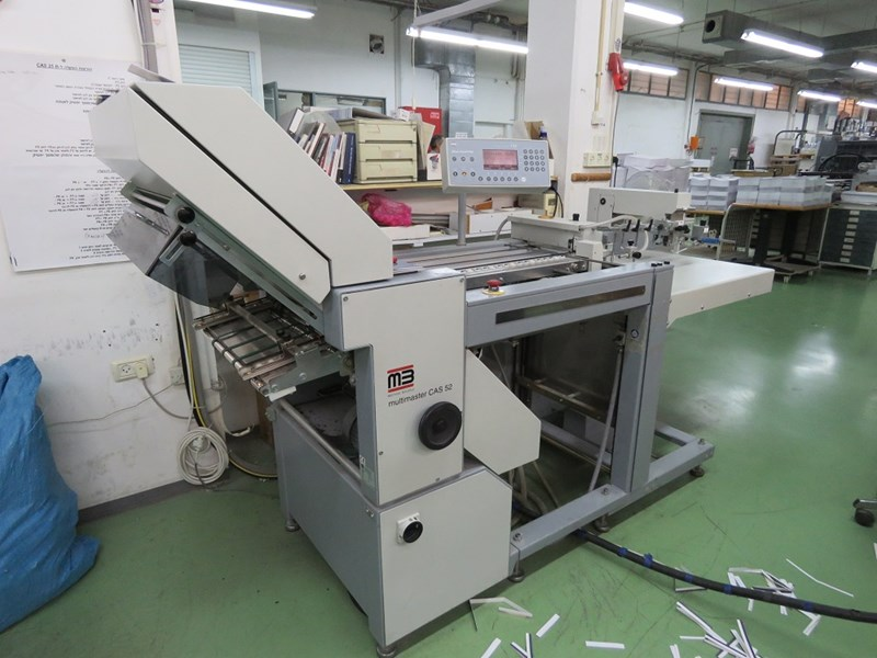 Show details for MB Bäuerle Multimaster CAS 52/4/4