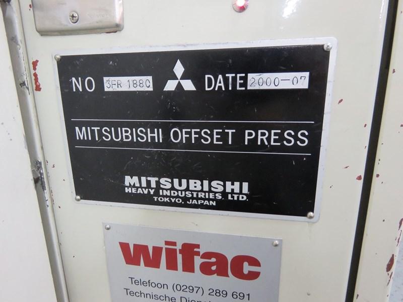 Mitsubishi 3 FR 4