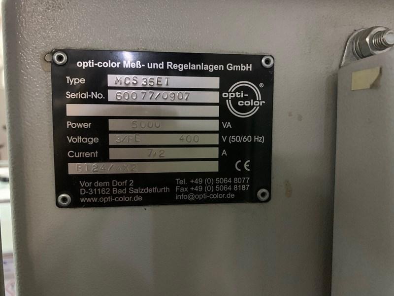 Opti control MCS 35