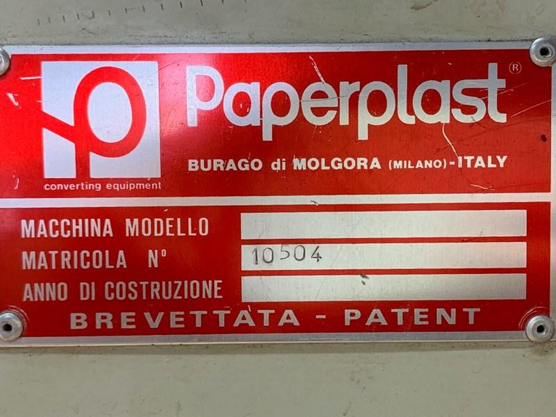 Paperplast 102 Solventless