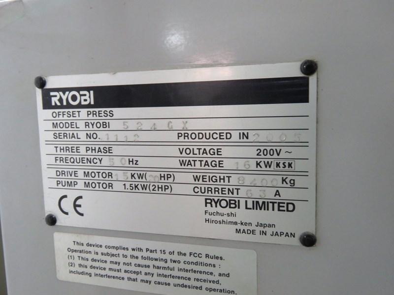 Ryobi 524 GX