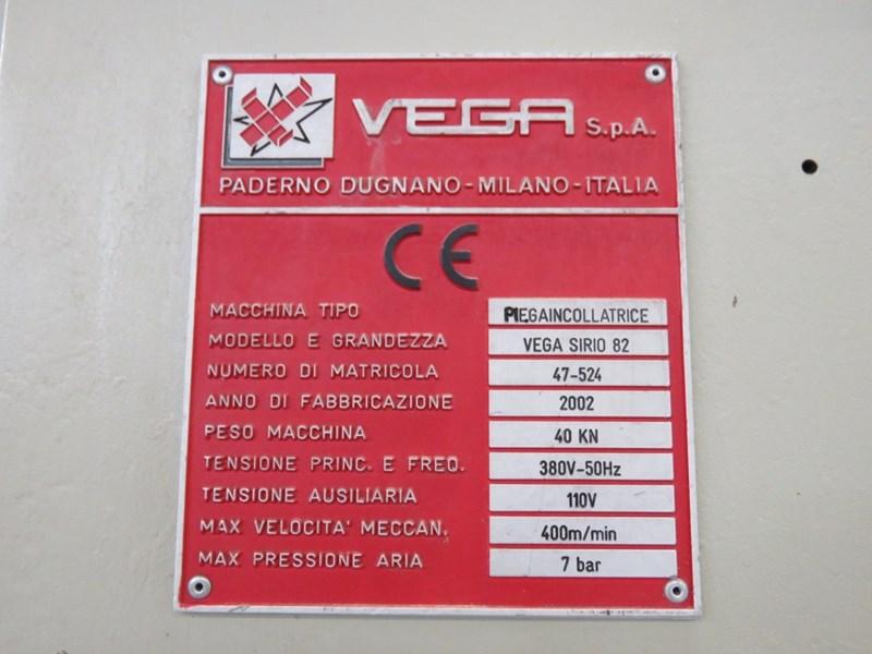 Vega sirio 82