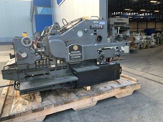 Heidelberg SBD Sheet Fed