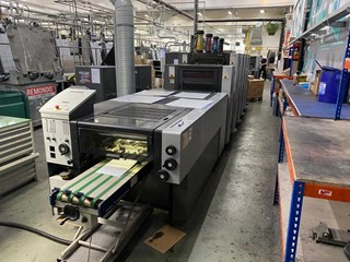 Heidelberg SM 52-4 LX Anicolor Sheet Fed