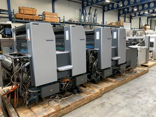 Heidelberg SM 74-4 P-H Sheet Fed