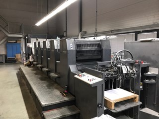 Heidelberg SM 74-5 P3 H Sheet Fed