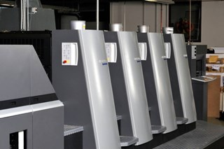 Heidelberg SM XL 75-4-C Machines offset à feuilles