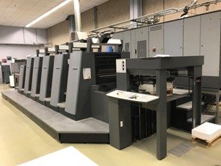Heidelberg XL 75-5 L-C Sheet Fed