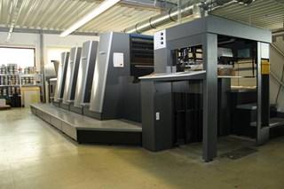 Heidelberg XL 75-4 C Sheet Fed