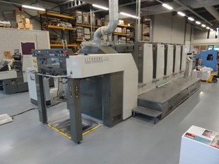 Komori Lithrone LS 529 EH Sheet Fed