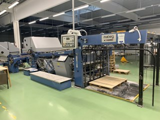 MBO T 142/4-4-2 Folding machines