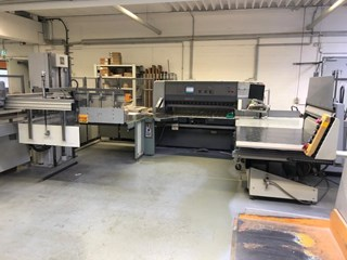Polar 176 ED Guillotines/Cutters