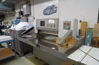 Polar 92 ED Schneidemaschinen
