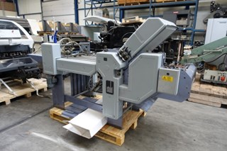 Stahl F 52 Folding machines