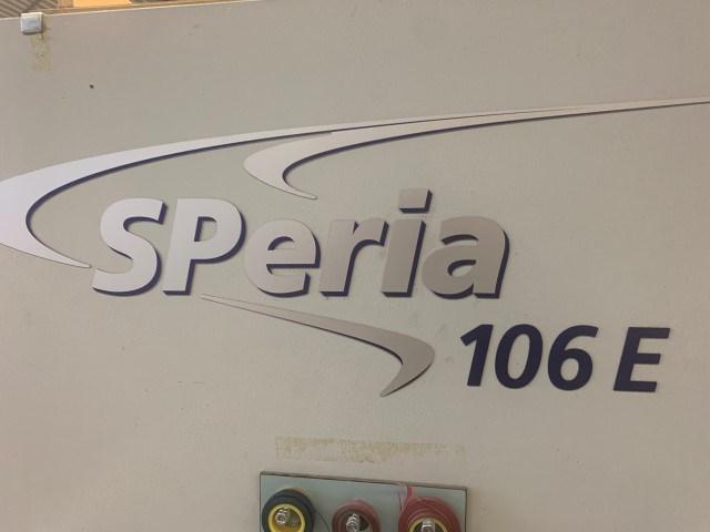Bobst SPeria 106 E
