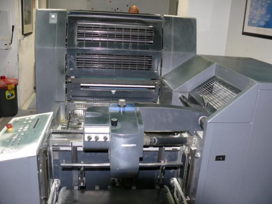 Show details for Heidelberg PM 52-4P
