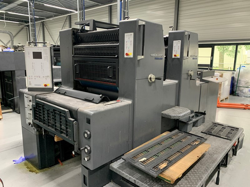 Show details for Heidelberg PM 74-2 P