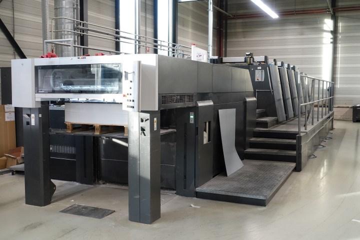 Heidelberg SM XL 105-5 LX
