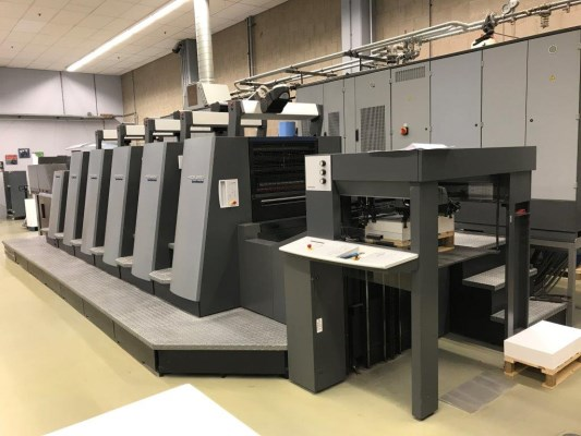 Show details for Heidelberg XL 75-5 L-C
