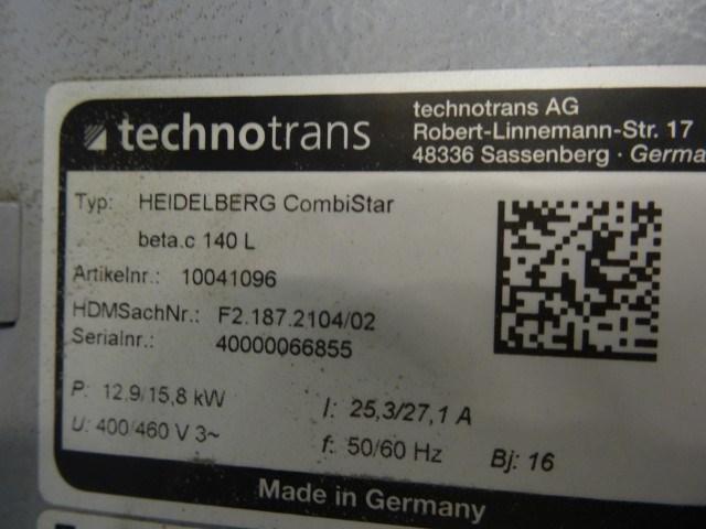 Heidelberg SM XL 75-4 L-C
