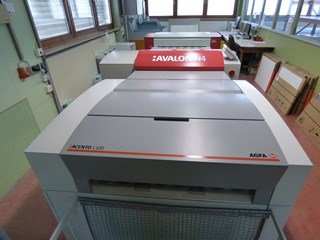 Agfa Avalon N4 CTP-Systems