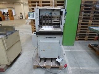 Duerselen PB 01 ST Paper drilling & punching