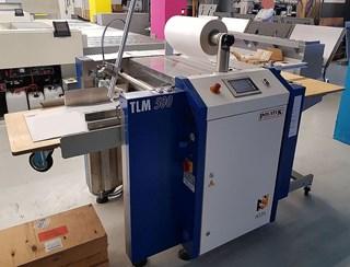 Fetzel TLM 500 V4 Laminadoras