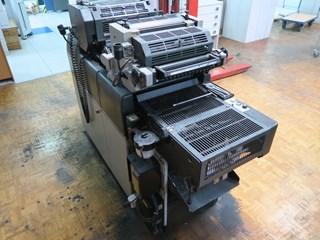 Hamada 555 CDA Gebrauchte Bogenoffsetmaschinen