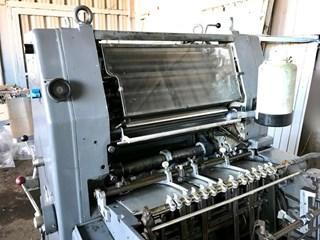 Heidelberg GTO 46 + NP Gebrauchte Bogenoffsetmaschinen