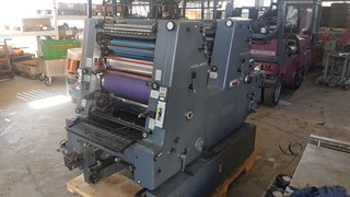 Heidelberg GTOZ 52+ - UV Sheet Fed